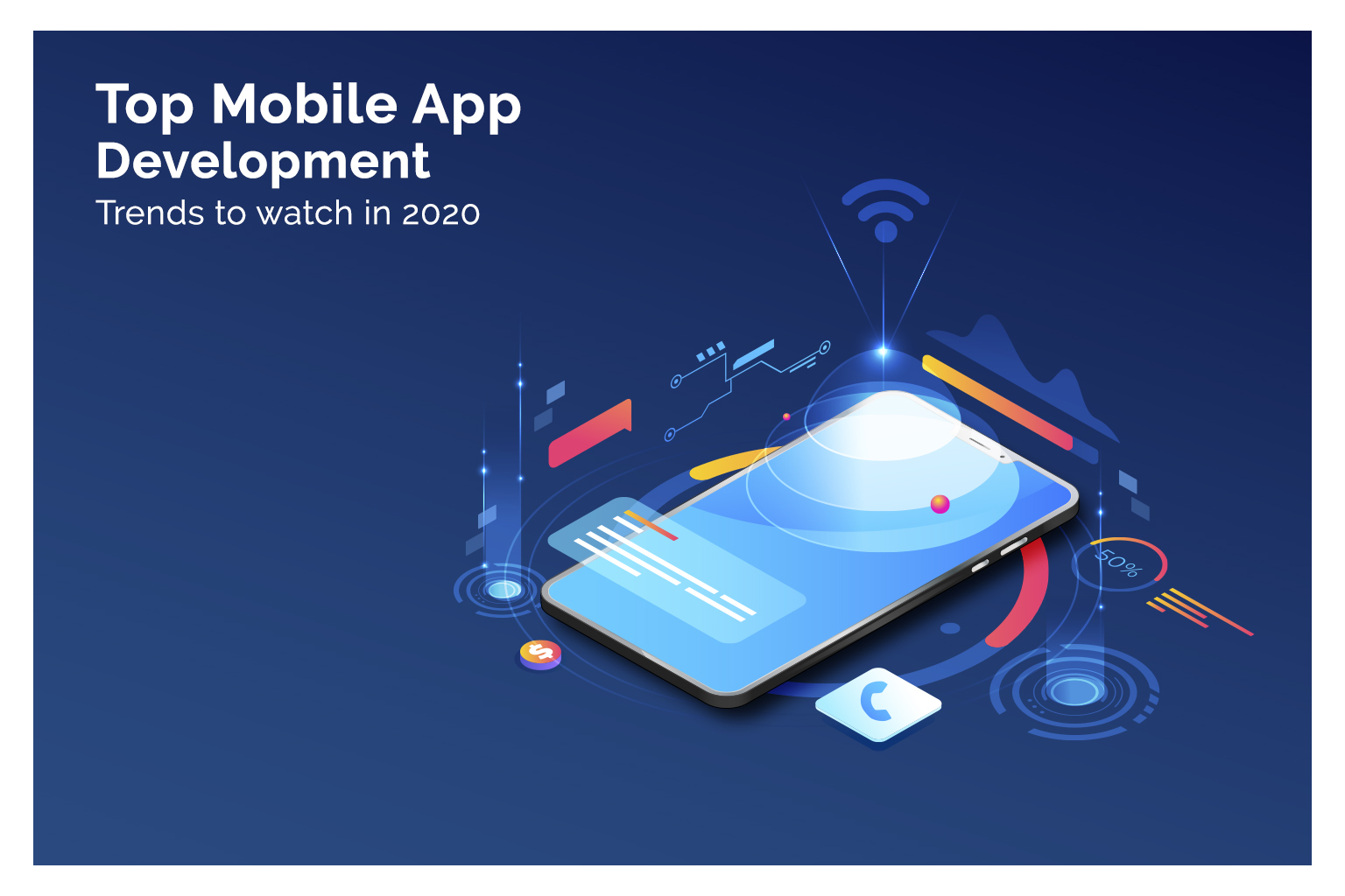 top mobile app development trends for 2020
